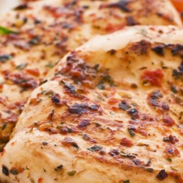 Easy Moroccan Grilled Chicken